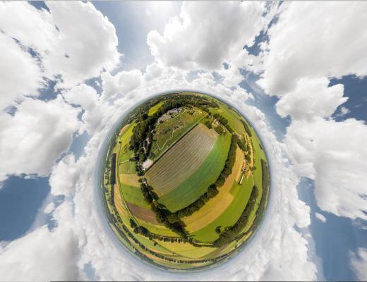 Virtuele tour langs de hunebedden van Drenthe